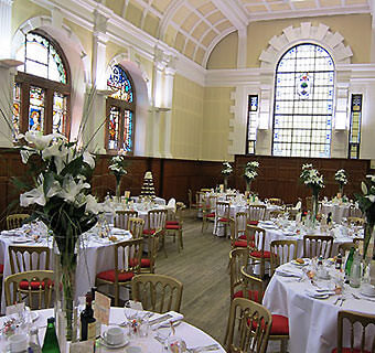 Pollokshields Burgh Hall Wedding Catering