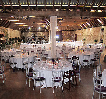 St Andrews Kinkell Byre Wedding Catering