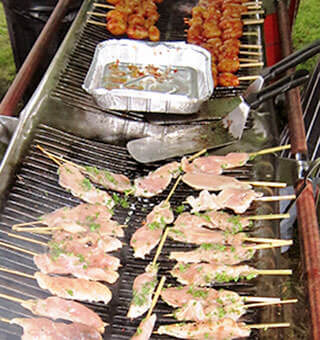 BBQ Catering Glasgow