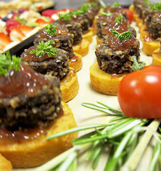 Canape Catering Glasgow