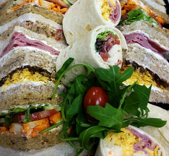 Sandwich Catering Menu